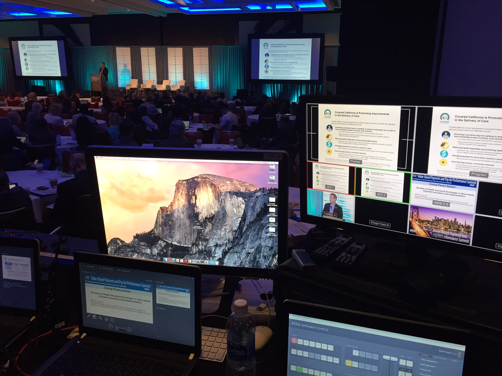 Health Care Conference Live Webcasting in Los Angeles