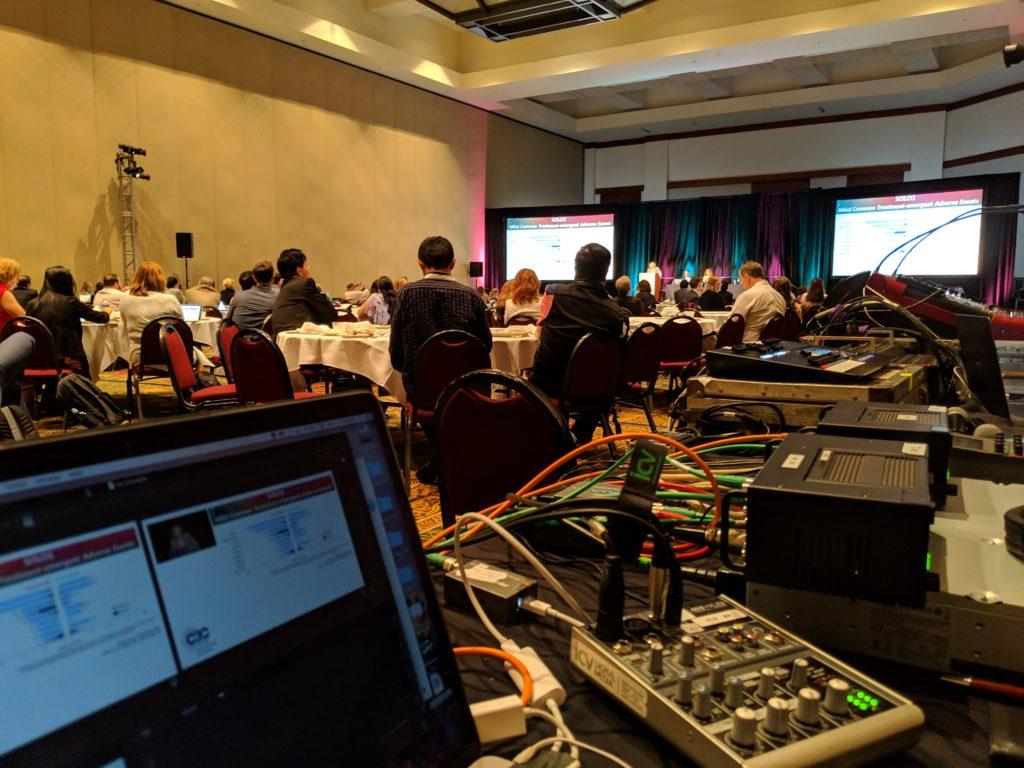 ICV Live Webcasting Service