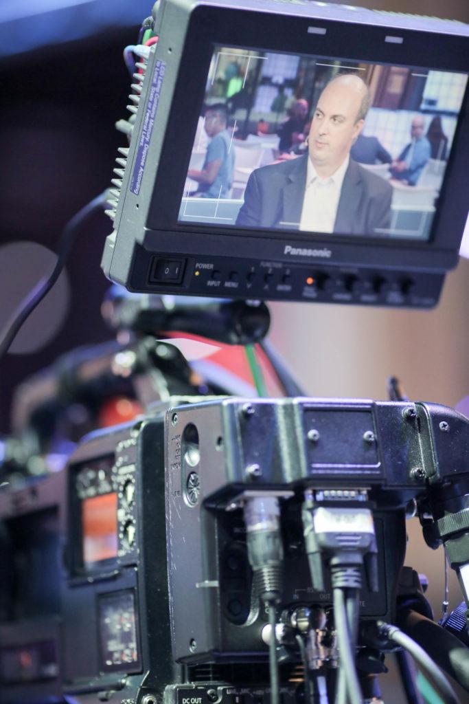 Live Webcasting Camera