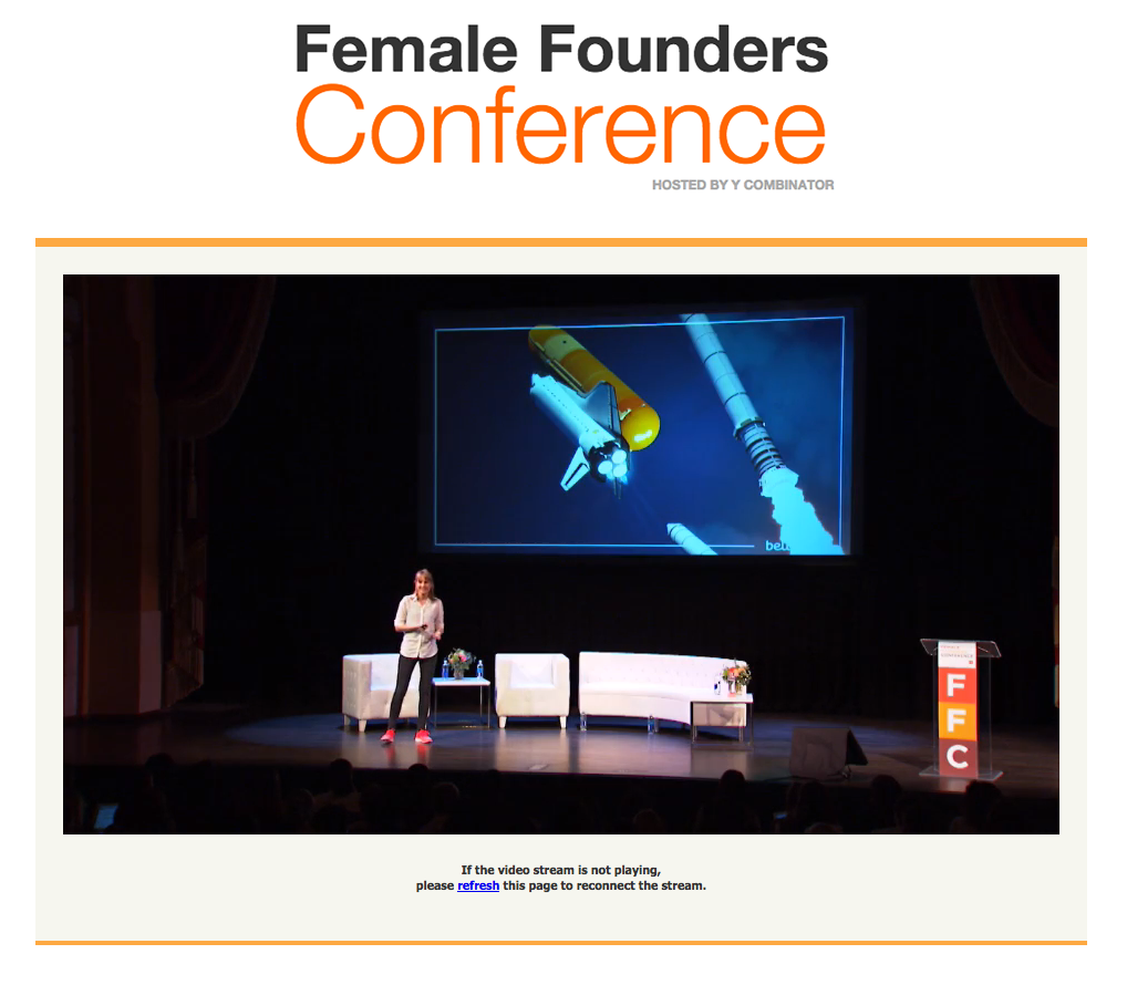 female-founders conference