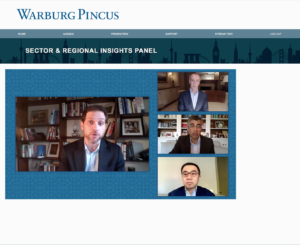 Virtual Event Webcast