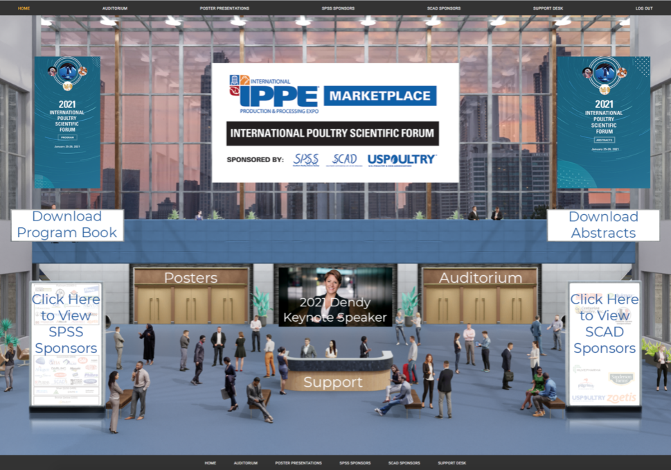 Virtual Tradeshow Conference